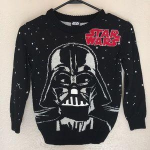 Star Wars Boy Sweater